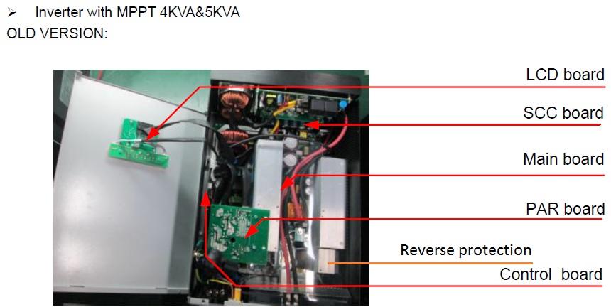 Axpert 5000va 4000watt main board confusion inverters power reverse protection locg cheapraybanclubmaster Gallery