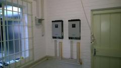 Power room taking shape 2
