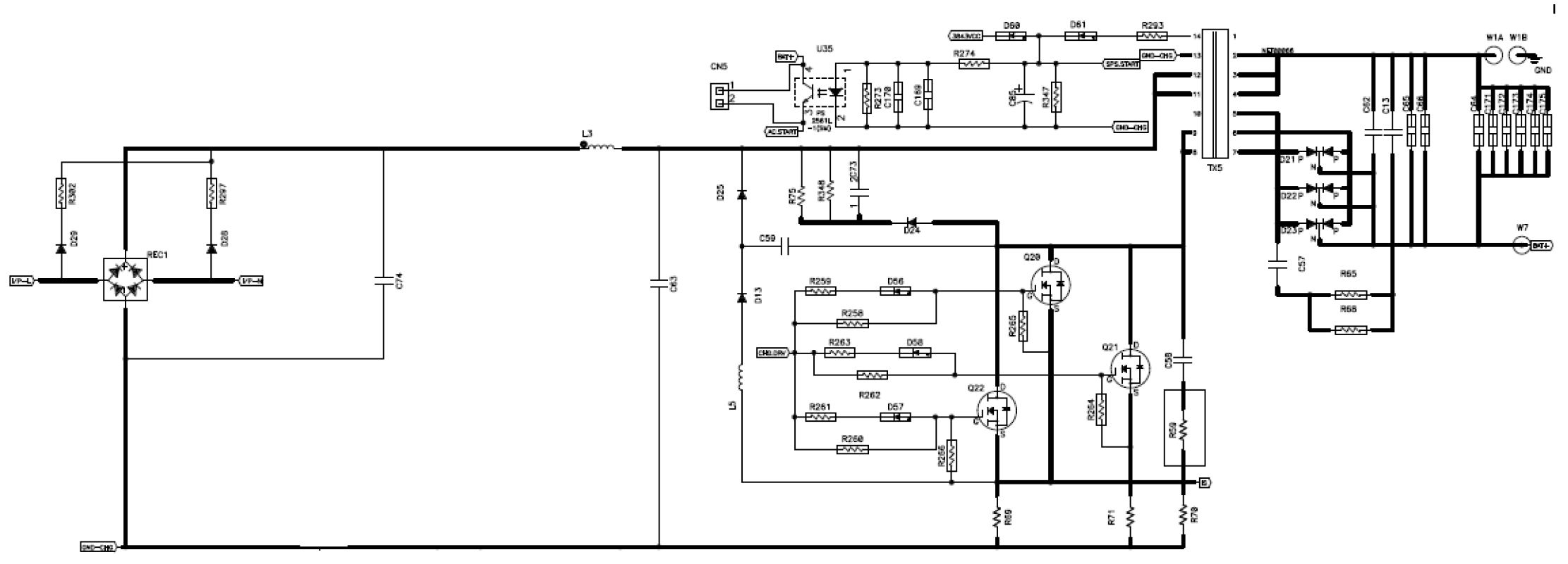 circuit diagram  u0026 help needed repairing alfa p-3000  24 off-grid inverter - inverters