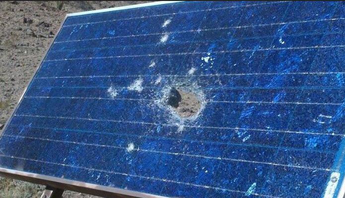 Hail Damage Solar Power Power Forum Renewable Energy