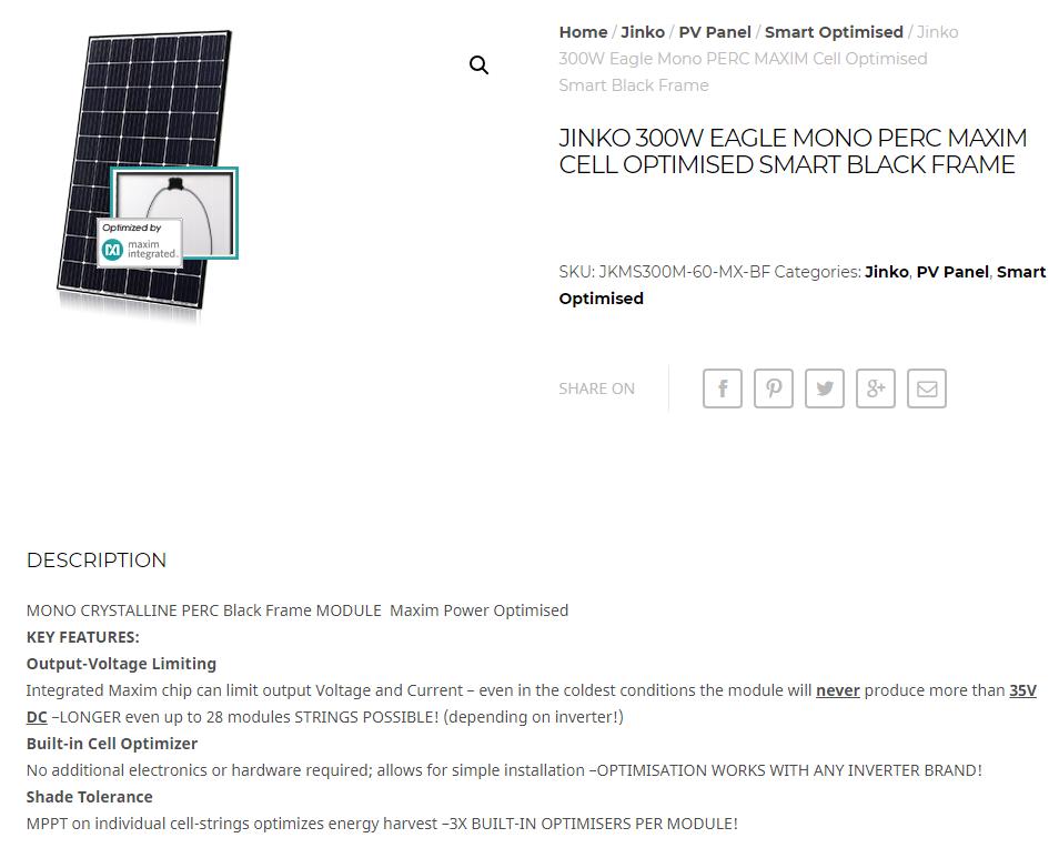 Planning my solar